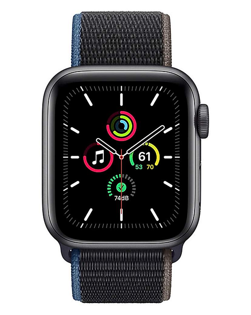 Apple Apple Watch SE 40mm Cell Charcoal Sport