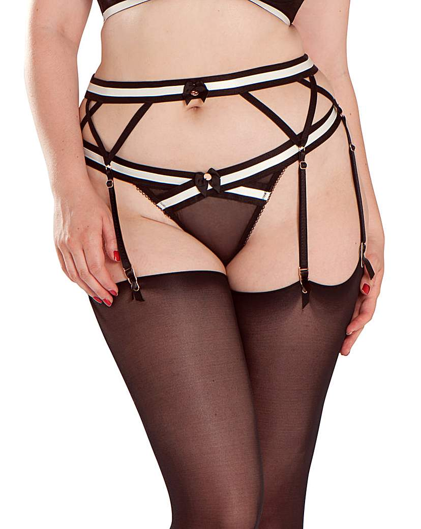 Scantilly Decadence Suspender Belt