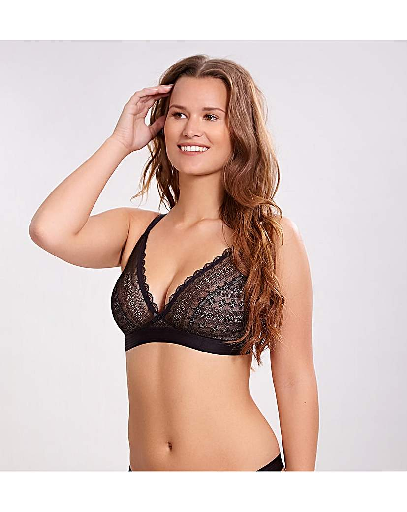 Cleo by Panache Lyzy Non Wired Triangle