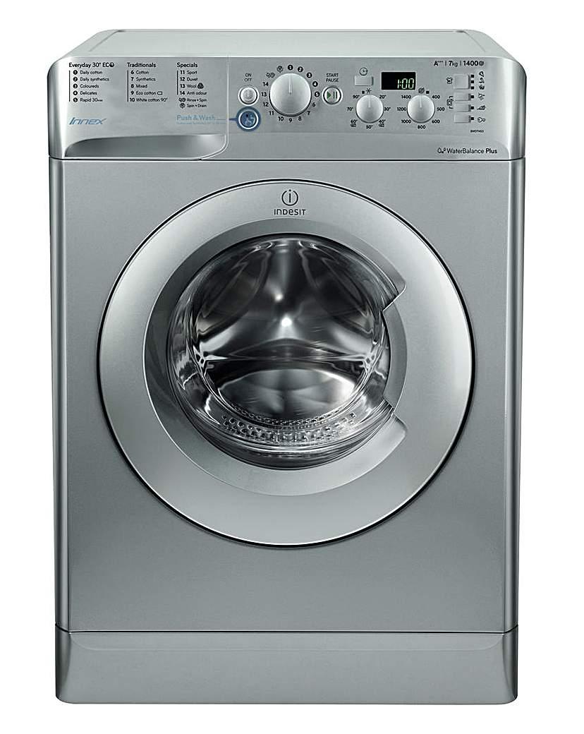 Indesit BWD71453S 7kg Washing Machine