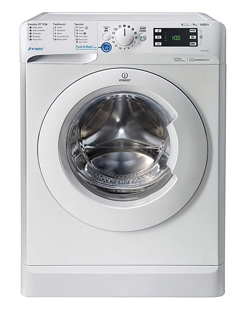Indesit 91484X Washing Machine + INSTALL