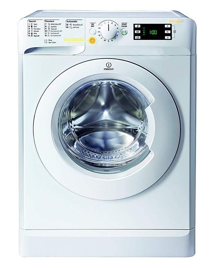 Indesit XWDE861480XW 8+6kg Washer Dryer
