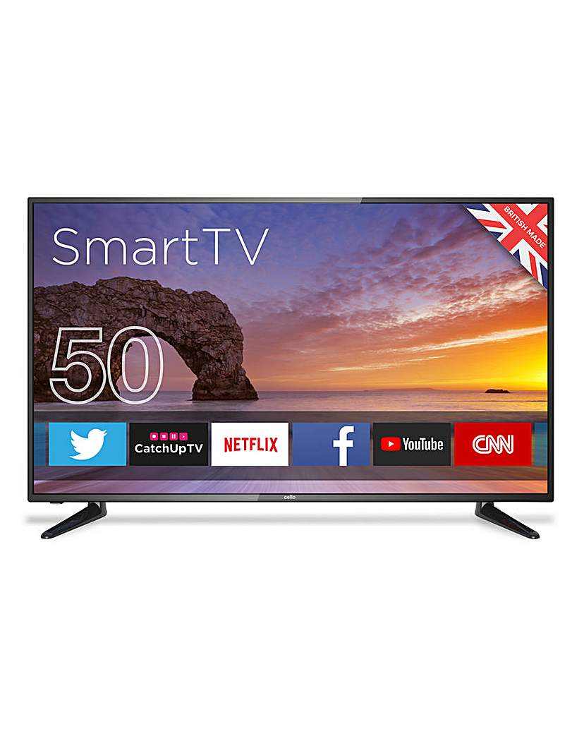 CELLO C50ANSMT 50 4K Smart TV""