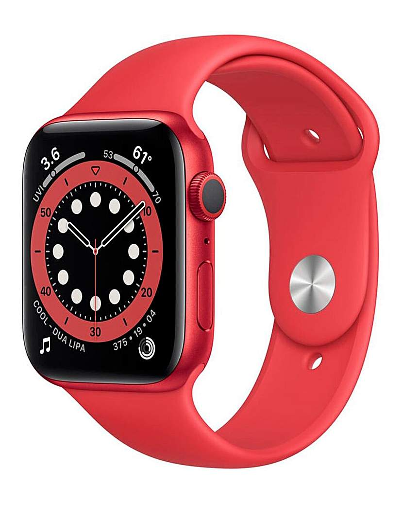 Apple Apple Watch S6 40mm GPS Red Sport Band