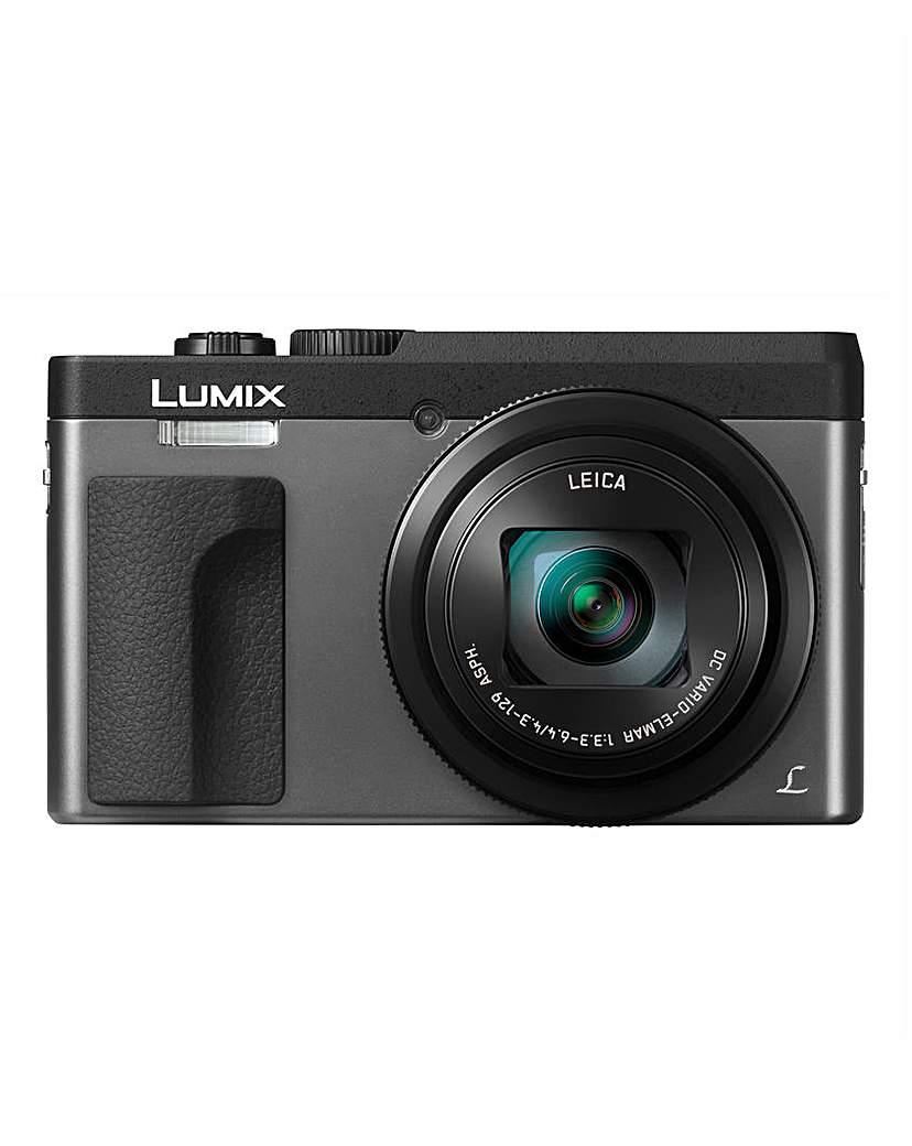 Panasonic 4K Travel Zoom Camera
