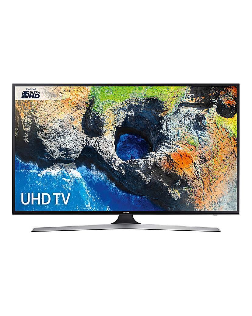 Samsung 55 Smart 4k UHD TV