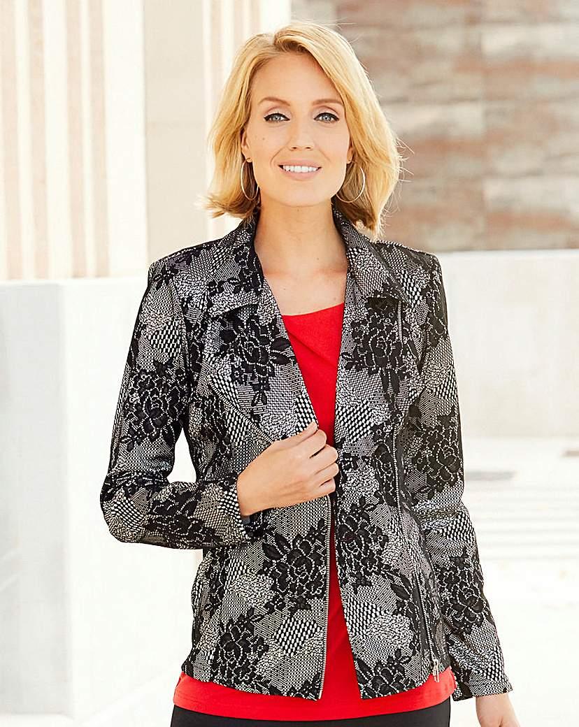 Nightingales Lace Jacket