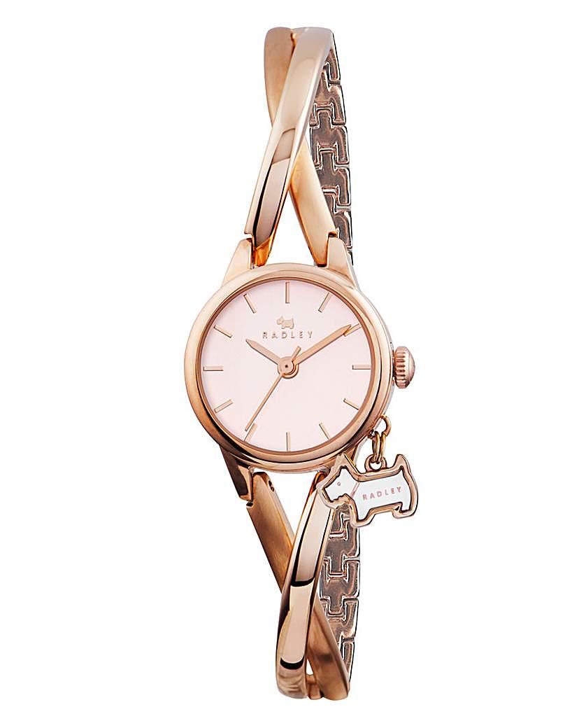 Radley Ladies Bayer Bracelet Watch -Rose