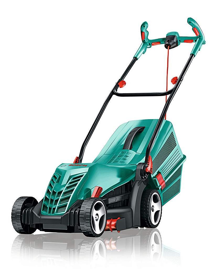 Image of Bosch 36R Electric Lawnmower