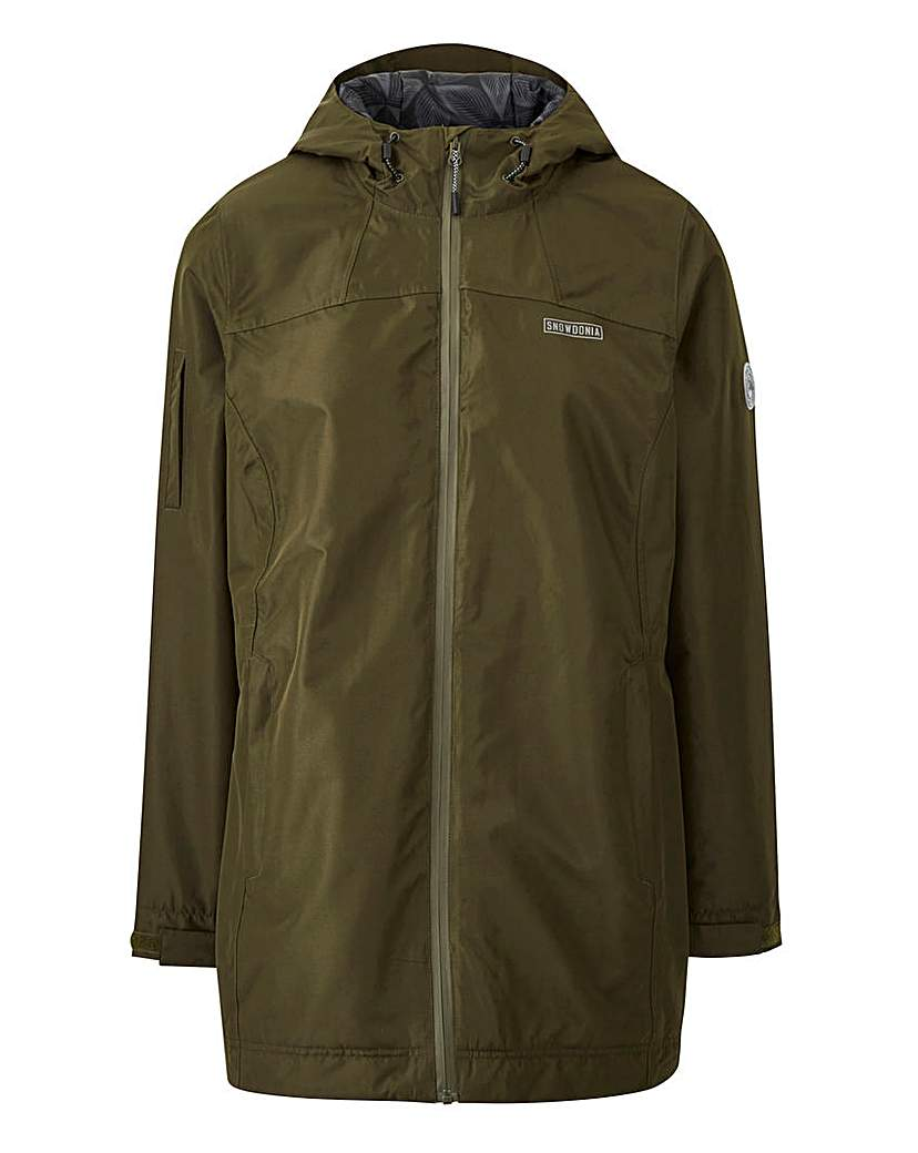 Snowdonia Snowdonia Moss Insulated Jacket