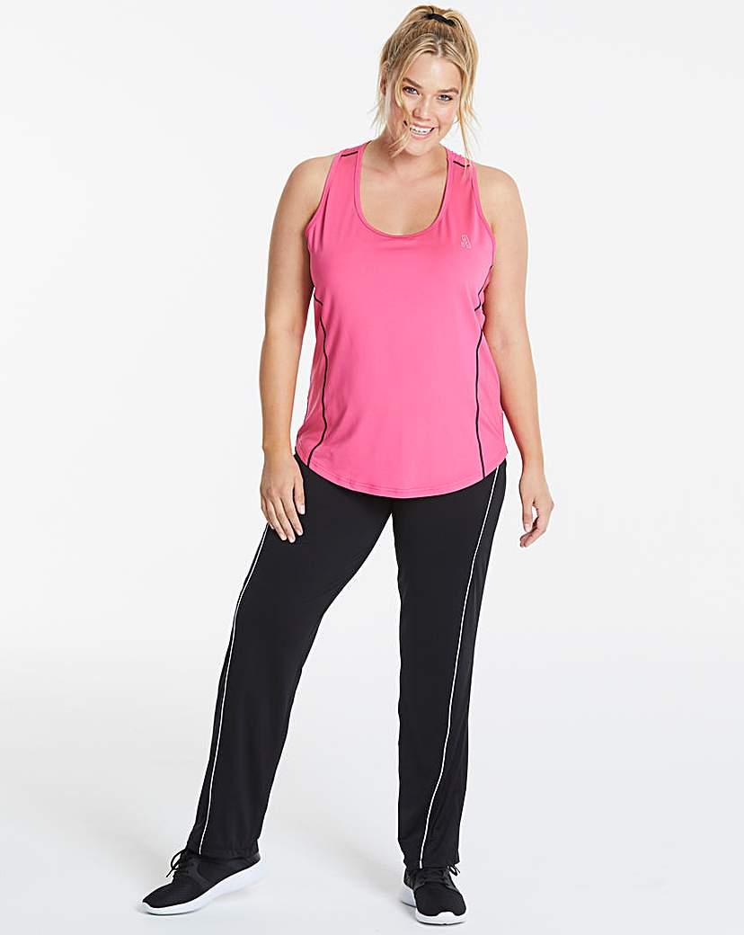 Capsule Active Contrast Sports Performance Pants