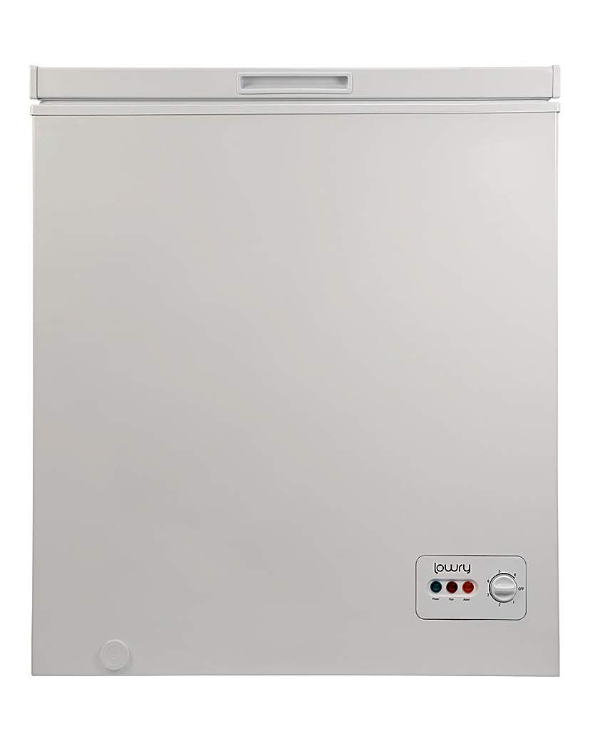 Lowry LCF142 142 Litre Chest Freezer