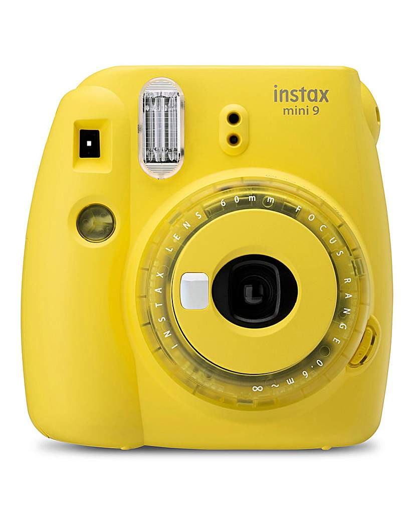Fujifilm Instax Mini 9 - With 10 Shots
