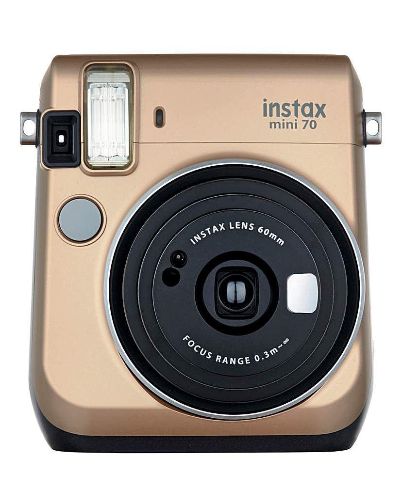 Fujifilm Instax Mini 70 - With 10 Shots