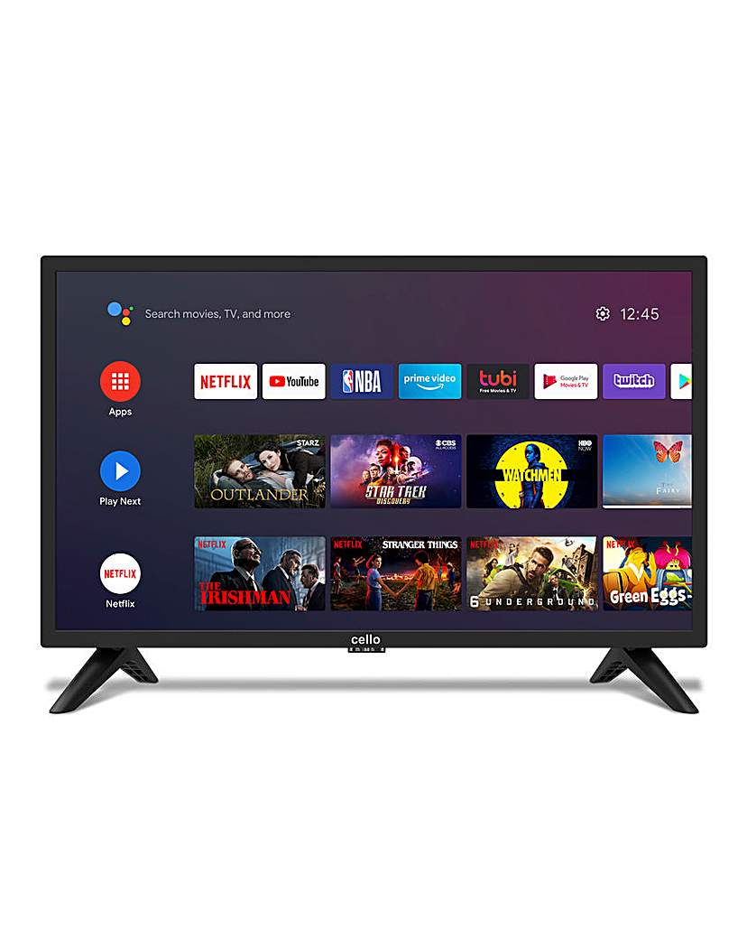 Cello C2420G 24 Google Smart TV""