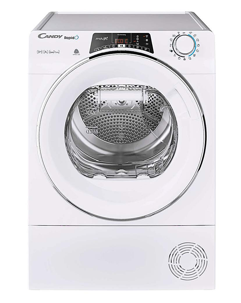 Candy ROH9A2TCE Tumble Dryer + INSTALL