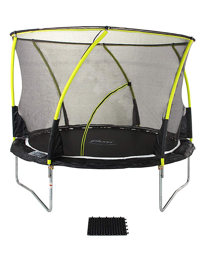 Image of Plum 8ft Whirlwind Trampoline