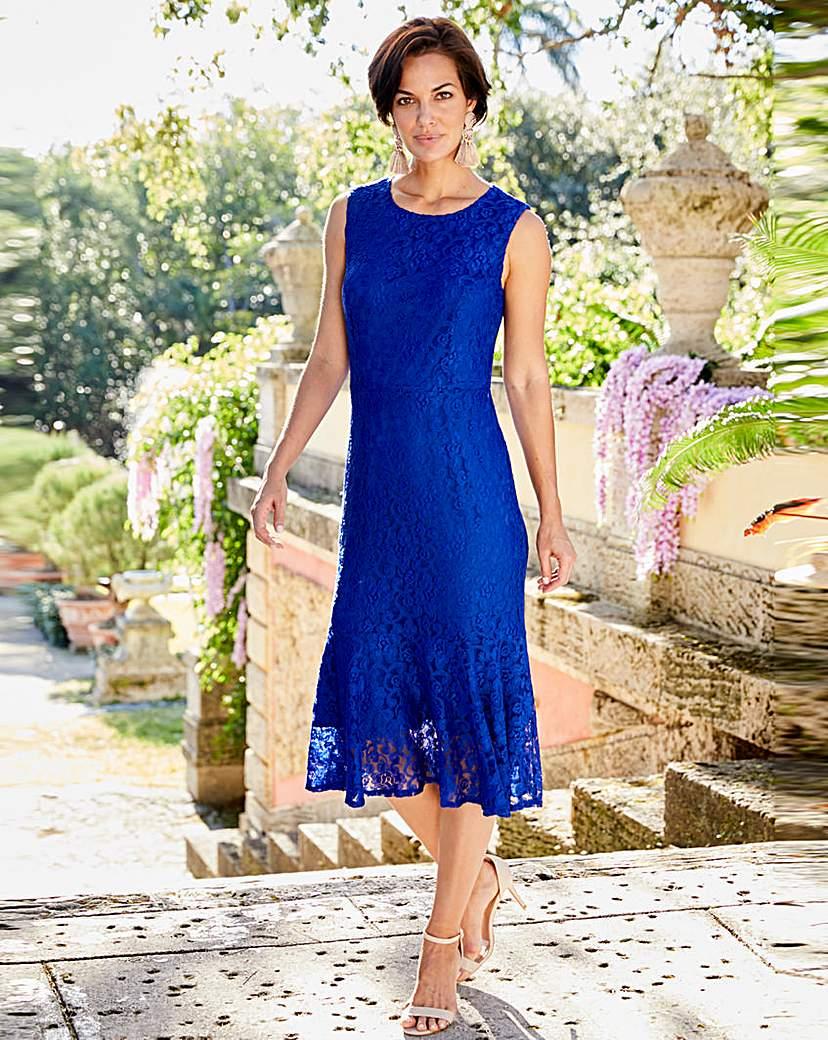 Joanna Hope Lace Dress