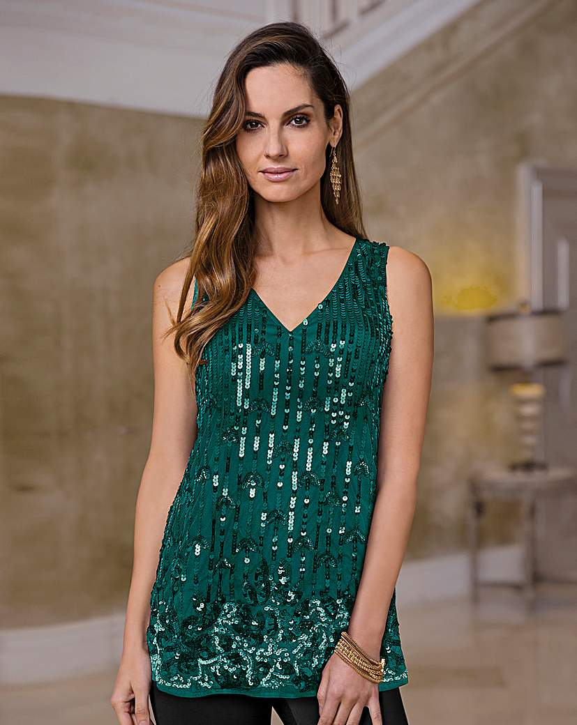 Together Beaded Blouse