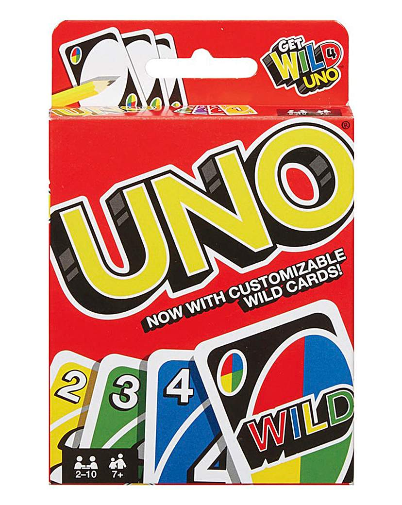 Image of Uno Card Game