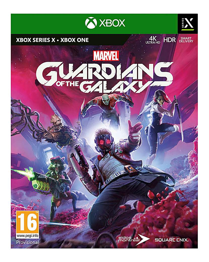 Guardians of the Galaxy (Xbox One)
