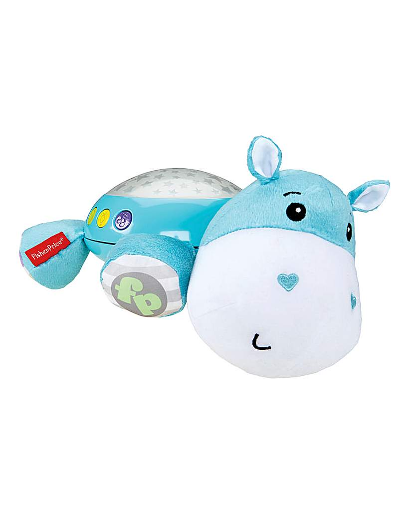 Fisher-Price Snuggle Soother Blue