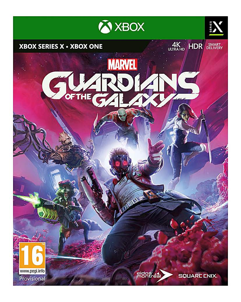 Guardians of the Galaxy (Xbox Series X)
