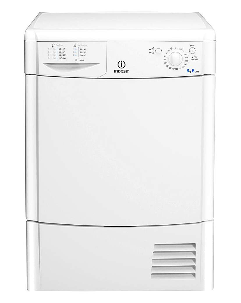 Indesit 8kg Tumble Dryer + Installation
