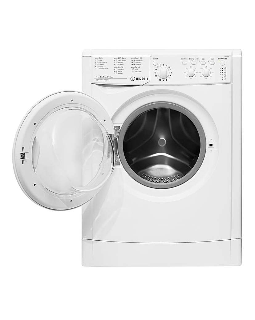 Indesit IWC71252E 7kg Washing Machine