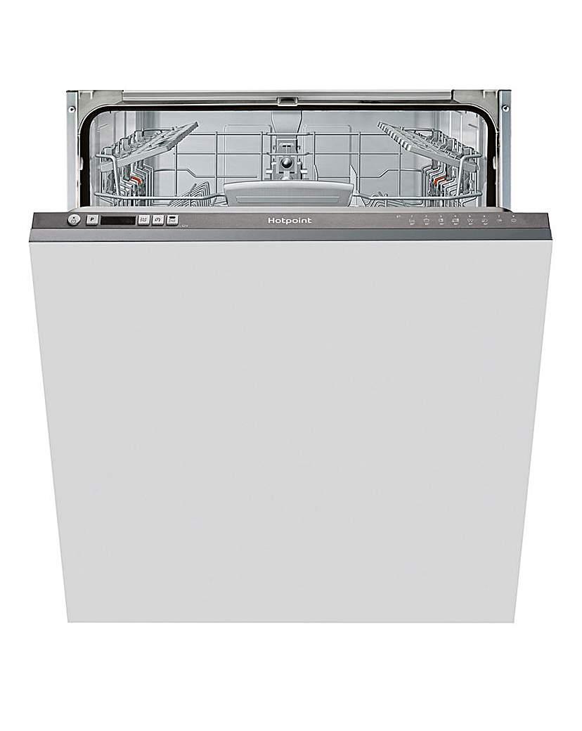 Hotpoint HIC3B19CUK Dishwasher + INSTALL