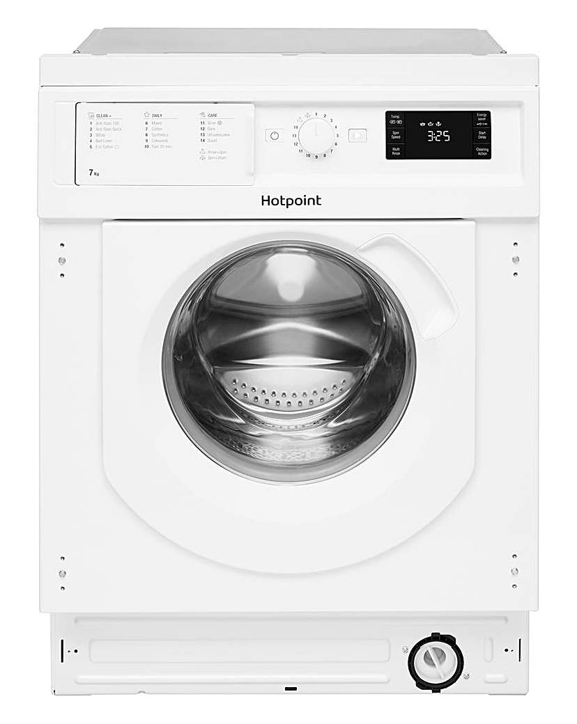 Hotpoint 7kg Washing Machine + Install