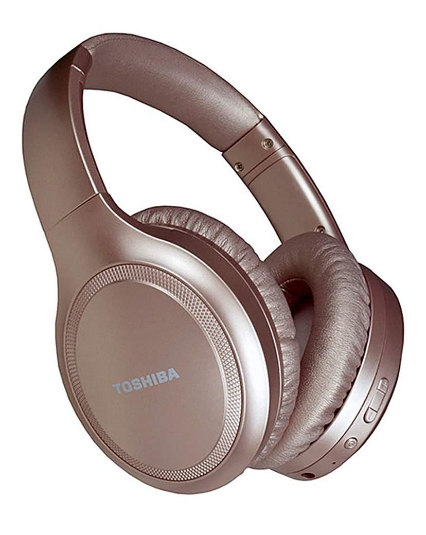 Image of Toshiba Noise Cancelling Headphones