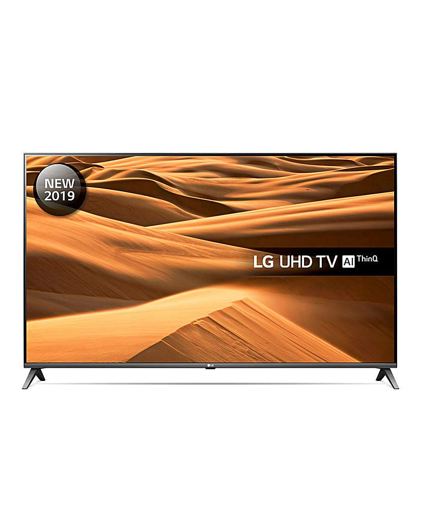 LG 55 inch 4K UHD Quad Core TV