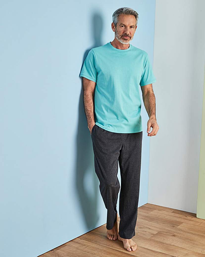 Blue/Grey Pyjama Set
