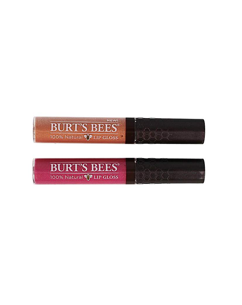 Burt�s Bees Lip Gloss Twin Pack