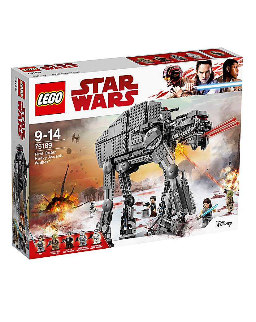 Image of LEGO Star Wars Heavy Assault Walker