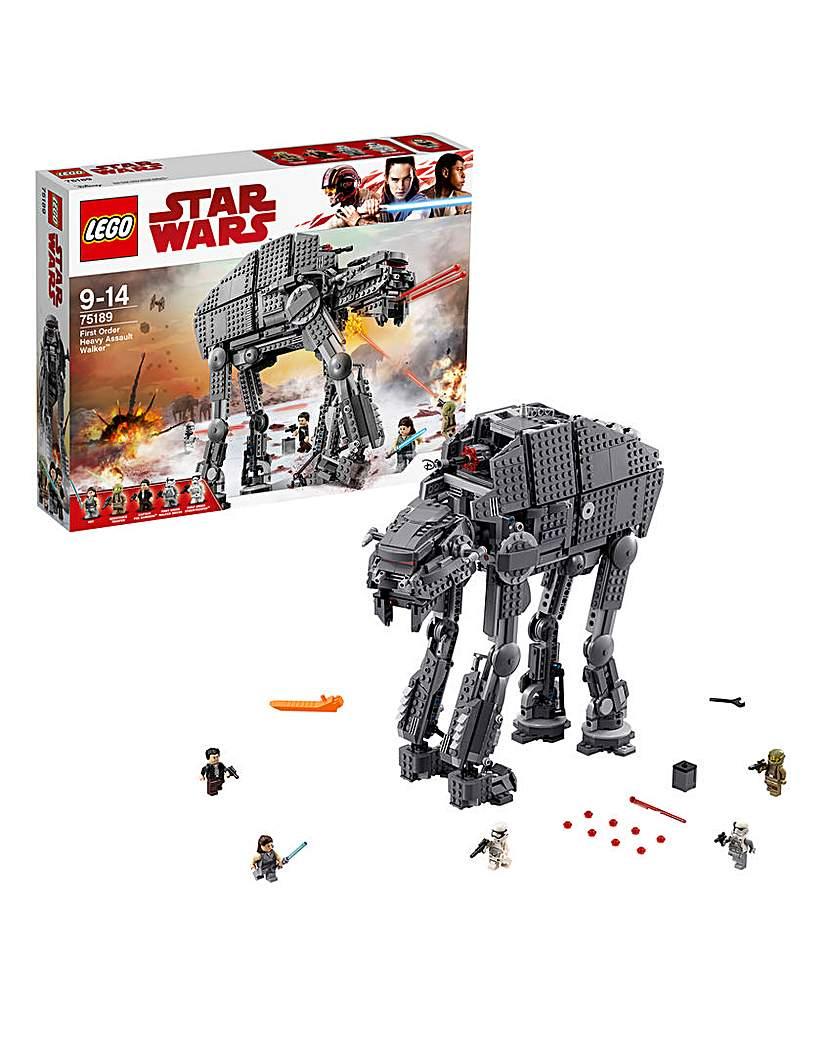 Image of LEGO Star Wars Heavy Assault Walker