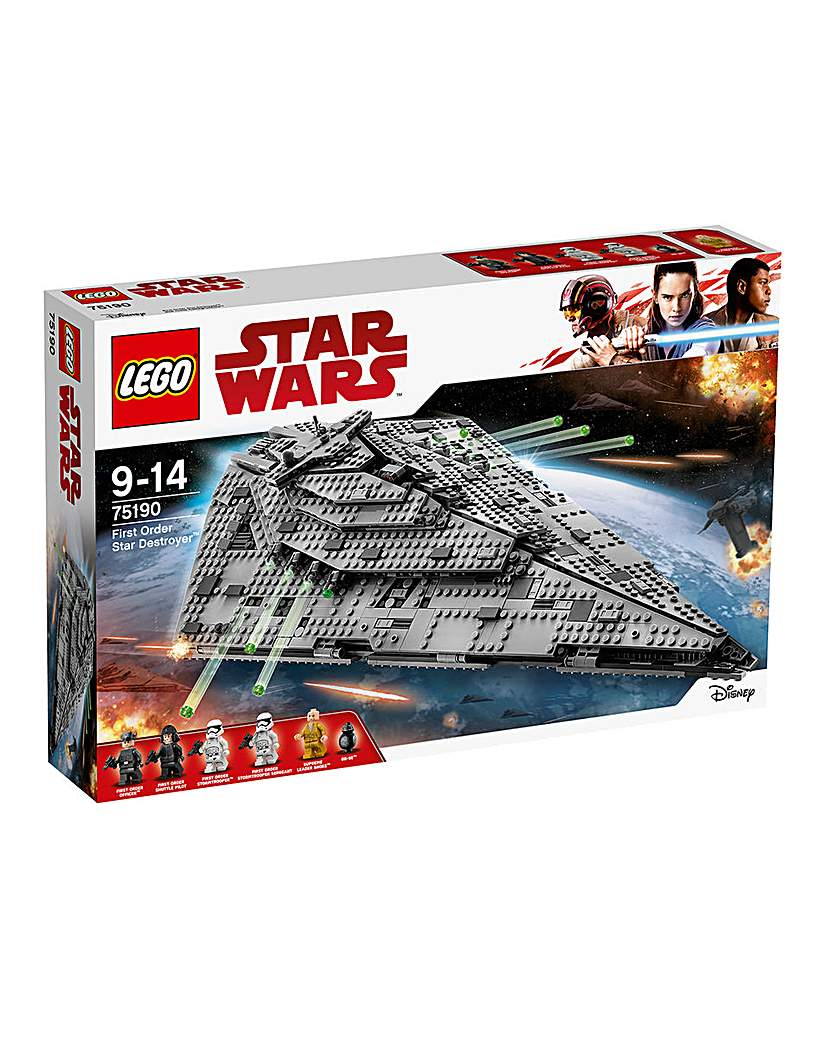 Image of LEGO Star Wars Star Destroyer