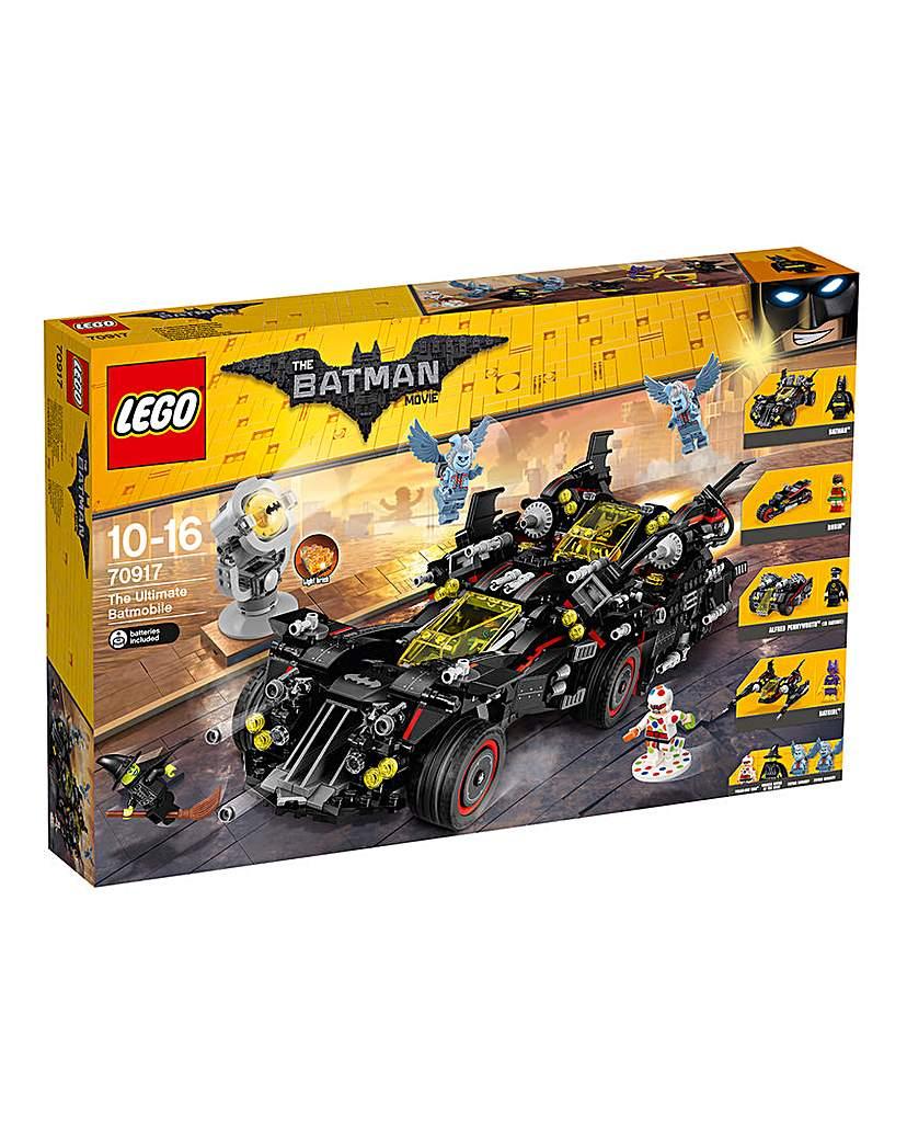 Image of LEGO Batman Movie The Ultimate Batmobile