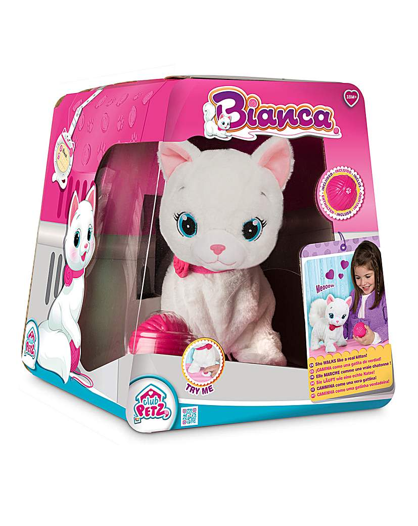 Image of Club Petz Bianca