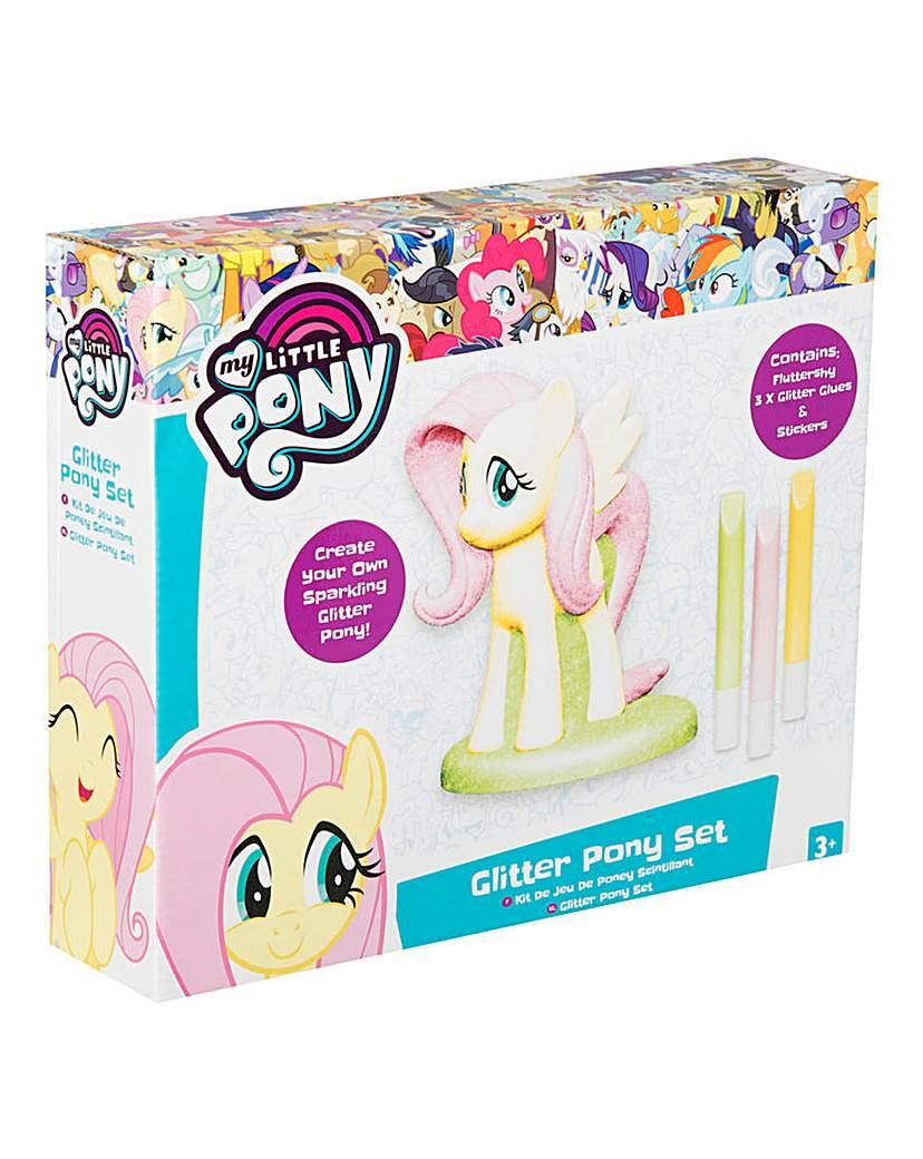 Image of My Little Pony Glitter Pony Pinkie Pie