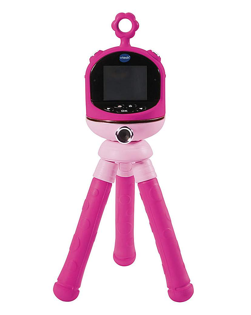 Image of V Tech Kidizoom Flix Pink