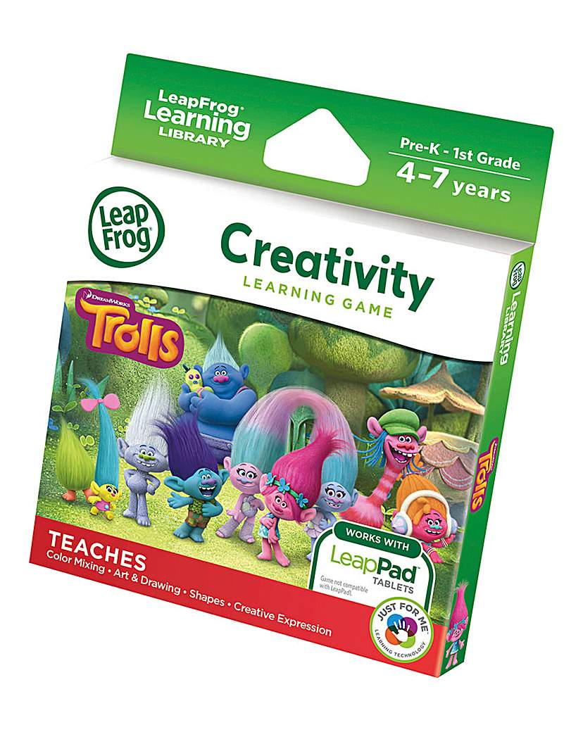Image of LeapFrog Learning Game Trolls