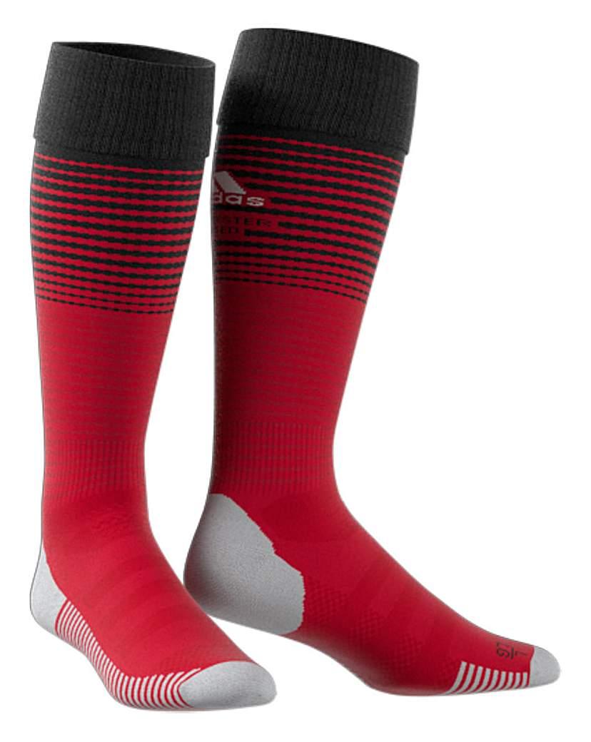 MUFC Adidas Home Socks