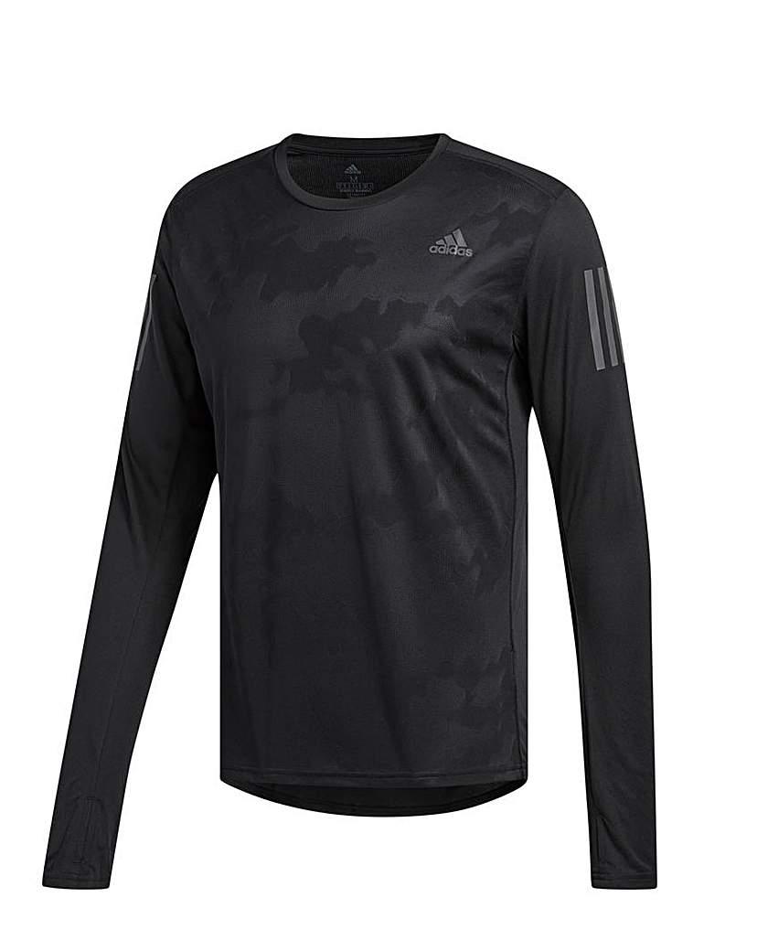 Adidas Response Long Sleeved Tee