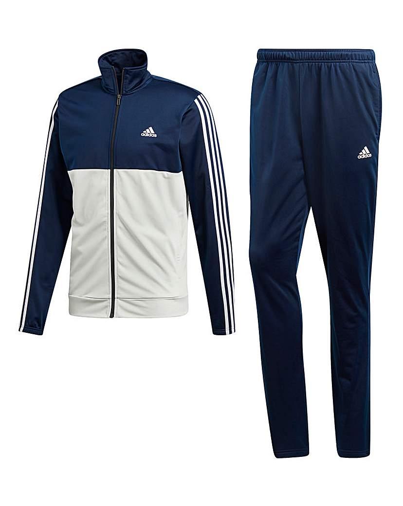 Adidas Back to Basics 3S Tracksuit