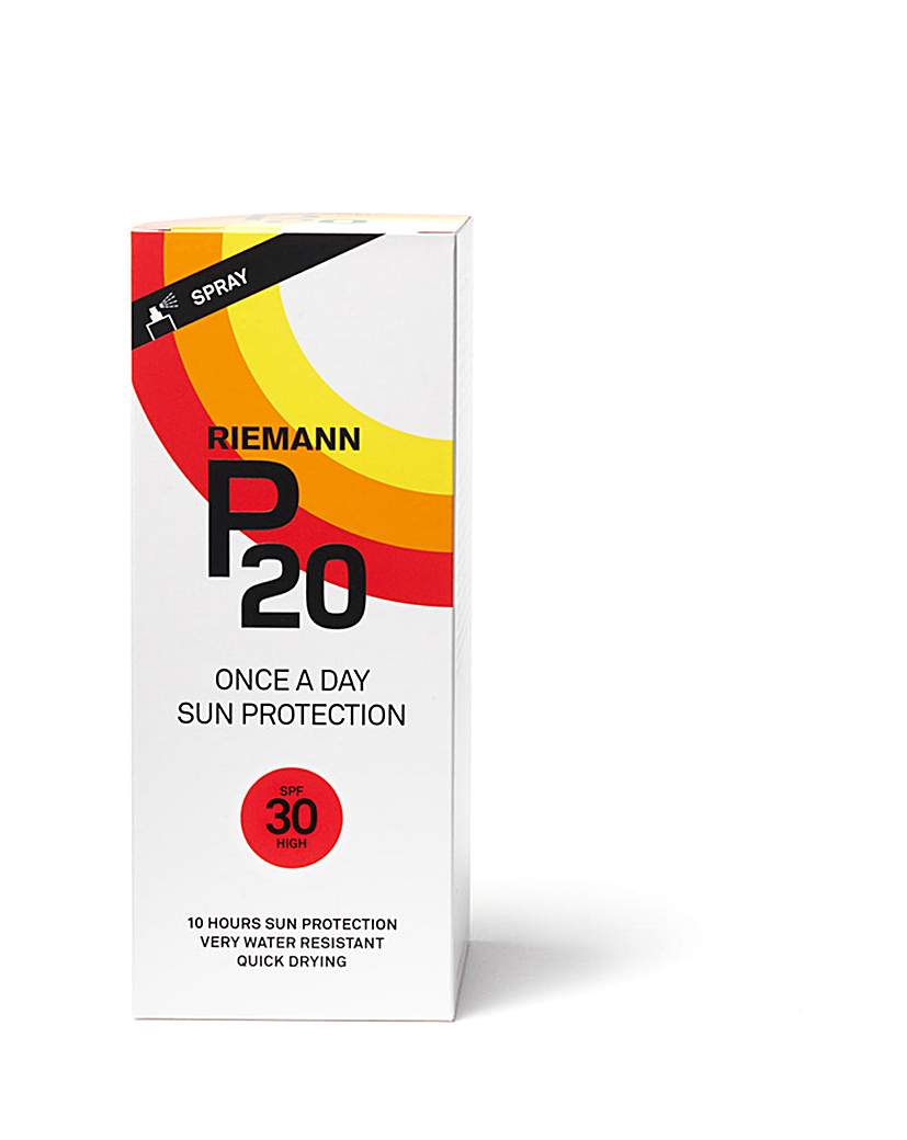P20 P20 SPF30 Sun Protection Spray