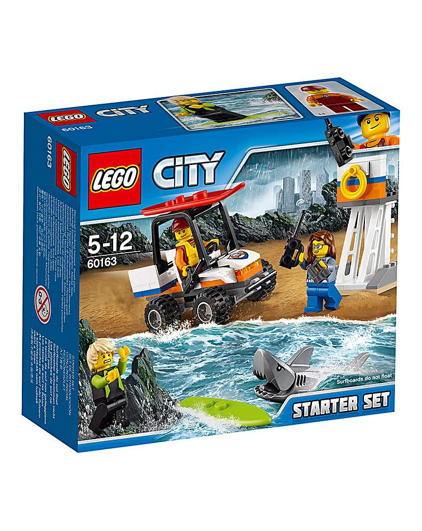 Image of LEGO City Coast Guard Starter Set