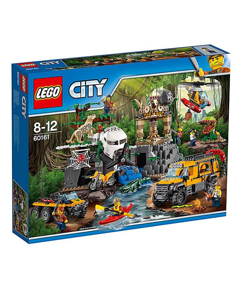 Image of LEGO City Jungle Exploration Site
