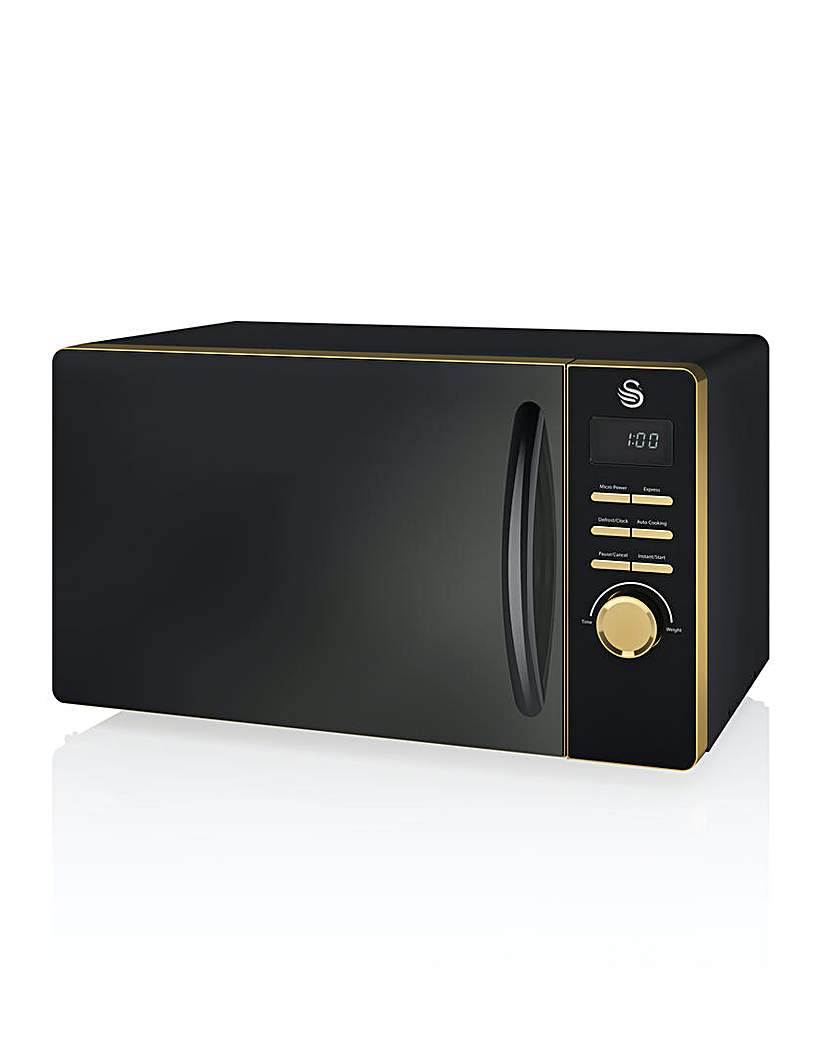 Swan Gatsby 20L 800W Digital Microwave